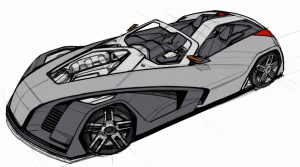 Design a Concept Car - Step 2