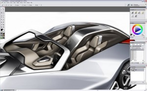 Design a Concept Car - Step 20
