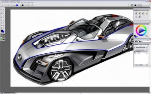 Design a Concept Car - Step 5