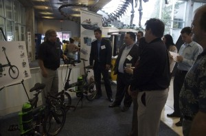 db0 Conversations at the ROBRADY booth at COOLtech