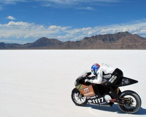 Mission One Bonneville