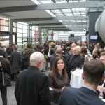 2011 Designpreis Award Ceremony - Hosted at the Frankfurt exhibition fairgrounds, Germany.