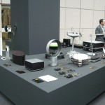 2011 Designpreis Award Ceremony - Winning products on display.